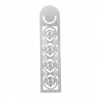 Scottish Thistle Bookmark (plain)